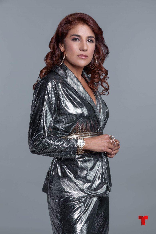 """ELENCO """"EL BARON"""":Conoce los actores y personajes, [FOTOS], reparto, elenco, Juana Arboleda"""
