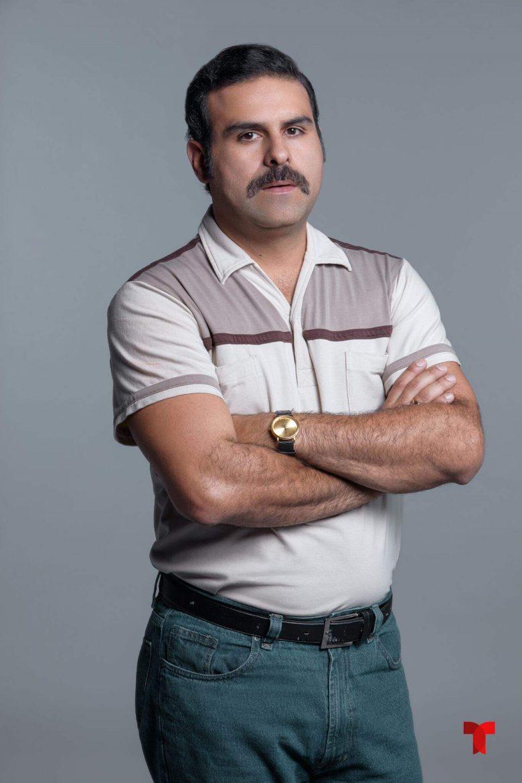 """ELENCO """"EL BARON"""":Conoce los actores y personajes, [FOTOS], reparto, elenco, Mauricio Mejía"""