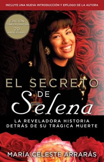 """¿Dónde comprar el libro """"El Secreto de Selena"""" de María Celeste Arrarás?"""