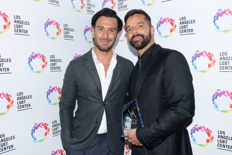 Ricky Martin se convierte en padre de una niña [FOTO]