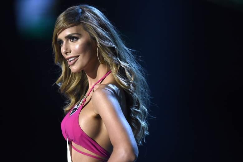 Mira las imágenes de Ángela Ponce en bikini en Miss Universo