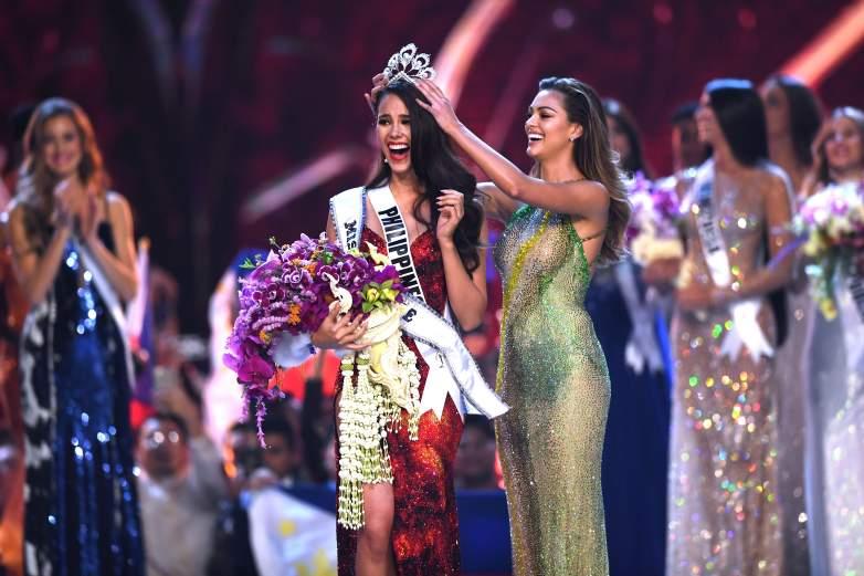 Miss Universo Catriona Gray gano