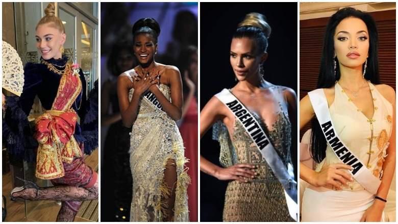 Miss Universo 2018 concursantes: Conoce a las 94 candidatas [FOTOS]
