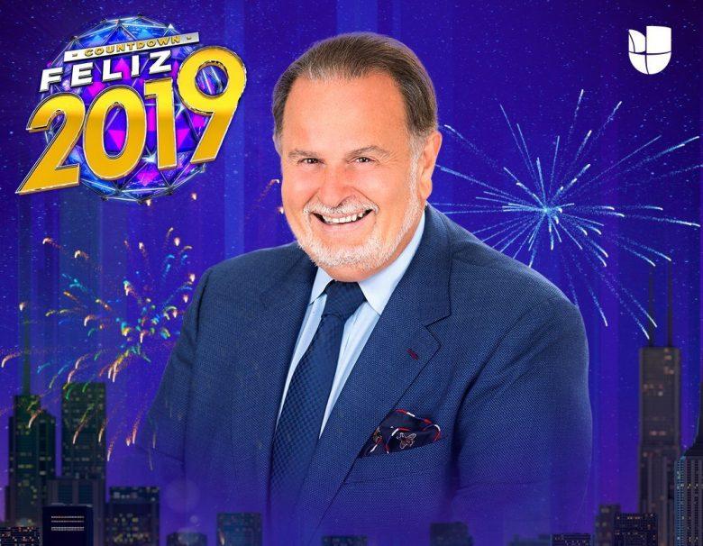 """¿A qué hora es hoy el Especial """"Countdown Feliz 2019""""de Univisión? Raúl de Molina, Clarissa Molina"""