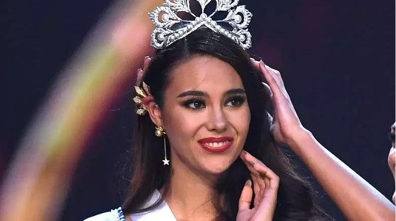 Miss Filipinas Catriona Gray es Miss Universe 2018