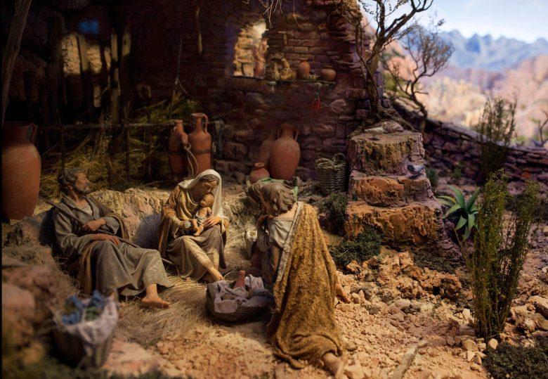 Versículos y Oraciones de la Biblia para compartir esta Navidad, Frases, imagenes