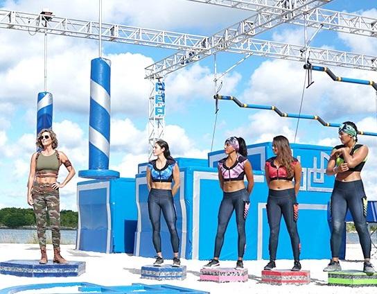 Reto 4 Elementos 2: ¿Qué chica paso a la gran final? , primera finalista de Reto 4 Elementos 2