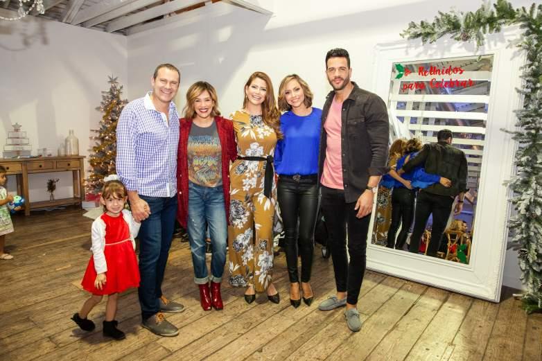 ¿Dónde compra Ana Patricia Gámez sus regalos para esta Navidad 2018?