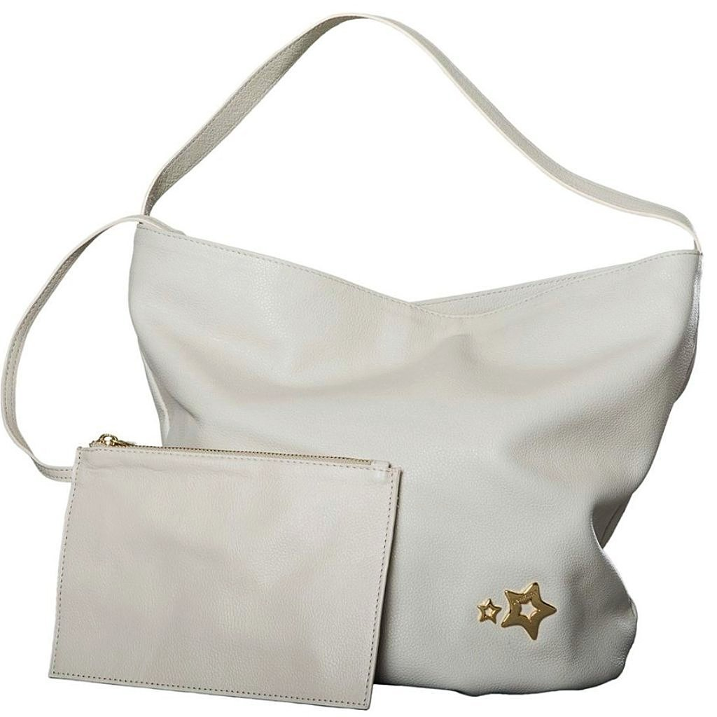 Joy Big Tote Bag Bone White $249 Beamina