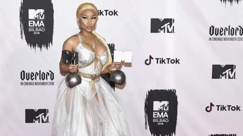 El nuevo novio de Nicki Minaj cumplió condena en prisión