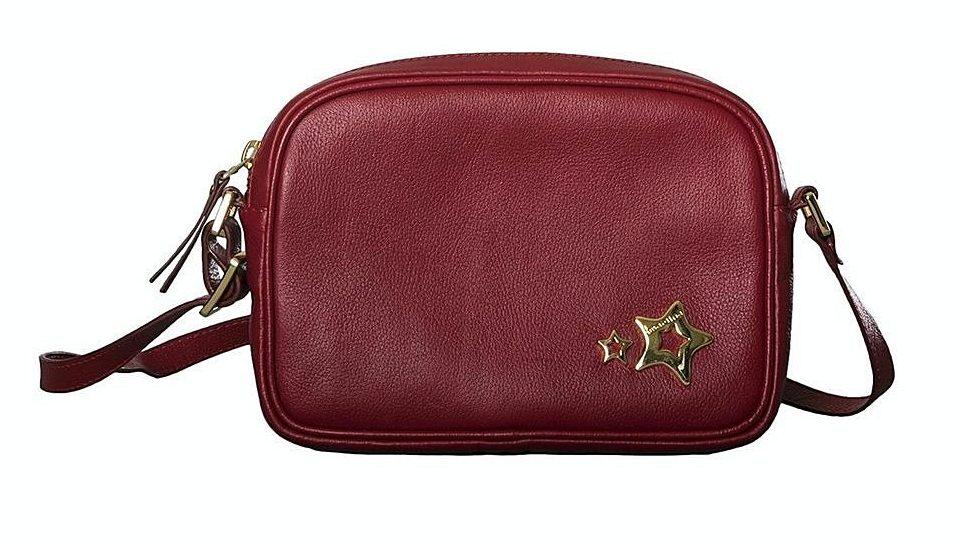 carteraStar Big Soulder Bag Red $ 179 beamina