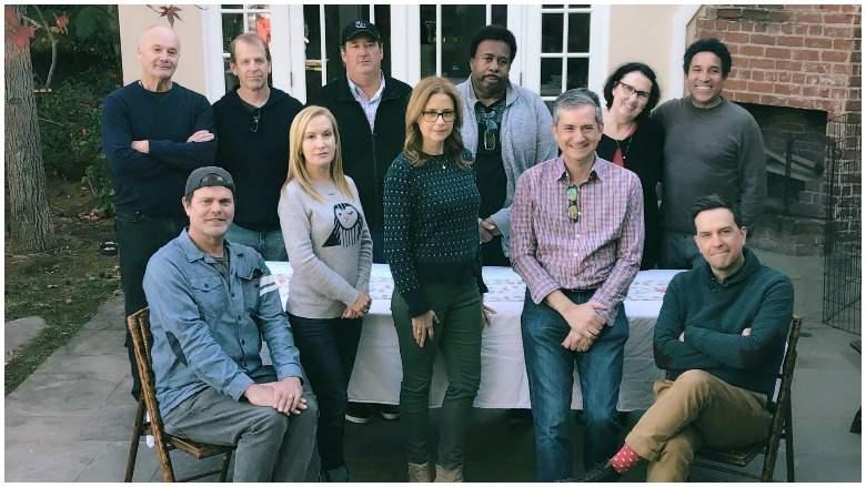 La reunión de The Office 2018