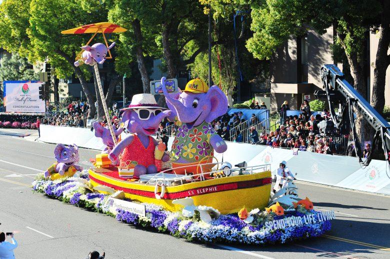 """""""Desfile de las Rosas 2019"""": Las fotos que tienes que ver, Rose Parade"""
