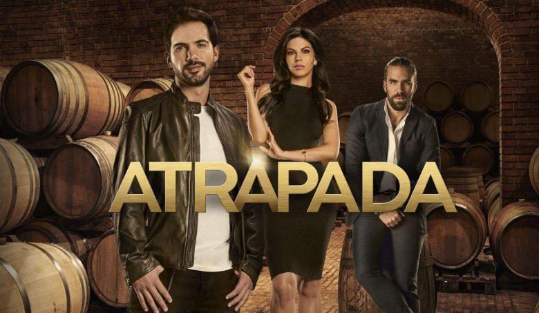 """Novela-""""ATRAPADA""""como ver la novela Live Stream, con África Zabala: Fecha y Hora del Estreno, Cuándo estrenan Atrapada por Unimás?"""