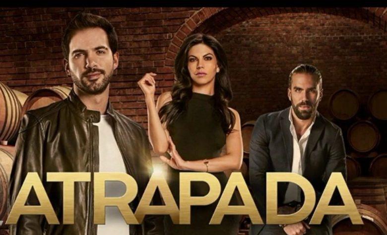 """ELENCO """"ATRAPADA"""": Conoce los actores y sus personajes [FOTOS],reparto, elenco, Africa Zabala"""