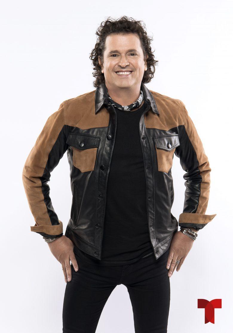 """Reality """"LA VOZ"""" de Telemundo: ¿Quiénes son los Coaches? [FOTOS], Carlos Vives"""