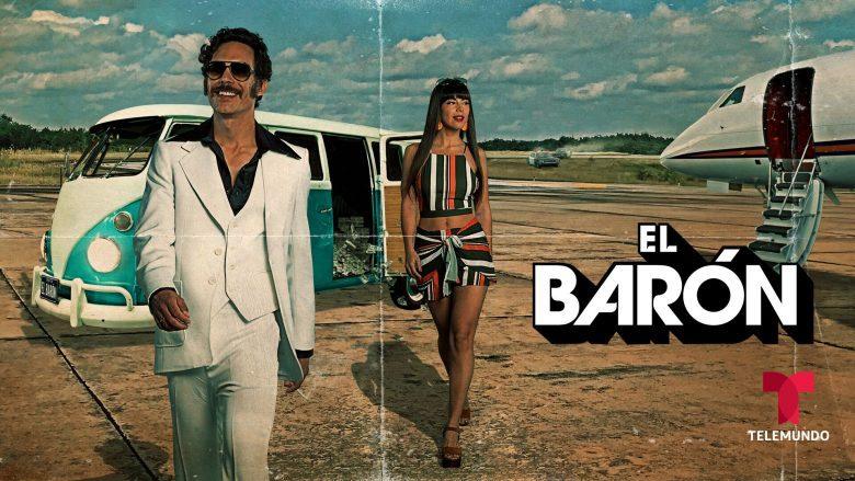 """ELENCO """"EL BARON"""",¿A que hora empieza? Canal"""
