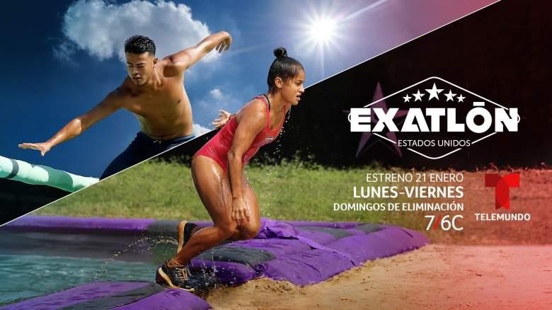 EXatlon-Estados Unidos 2 en vivo: Cómo verlo Live Stream