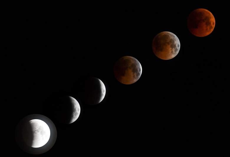 ¿Cuándo es el próximo Eclipse Lunar Total? 2021