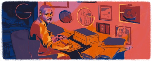 Día de Martin Luther King en Google