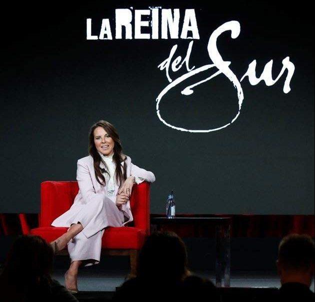 """LA Reina del Sur 2: Hora y Canal, Kate del Castillo hablando de Teresa Mendoza """"La Reina del Sur"""""""