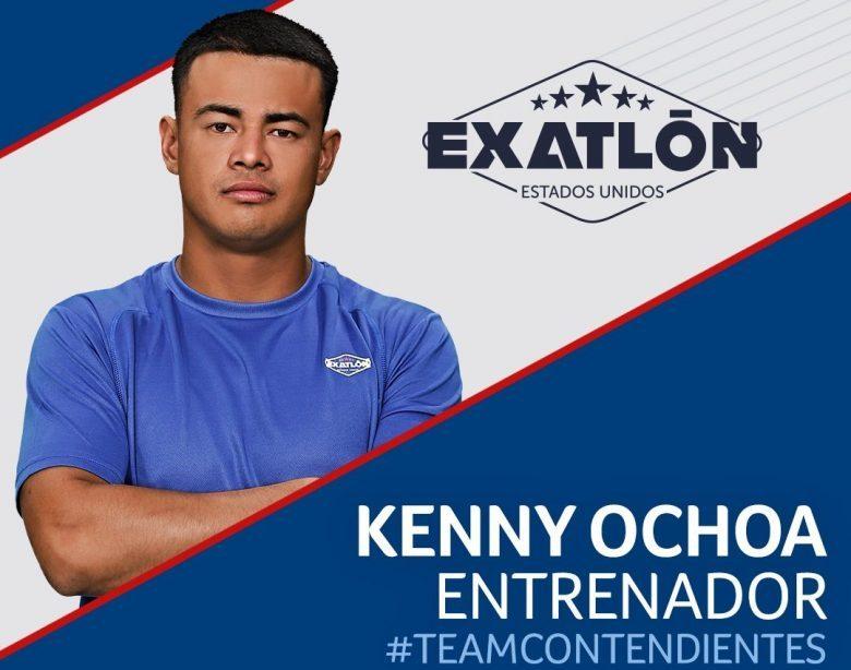 EXATLON 2-Estados Unidos: 5 Datos curiosos que tienes que saber, Kenny Ochoa, Entrenador,