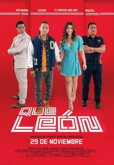 """ELENCO - """"Qué León"""": Conoce a los actores y personajes"""
