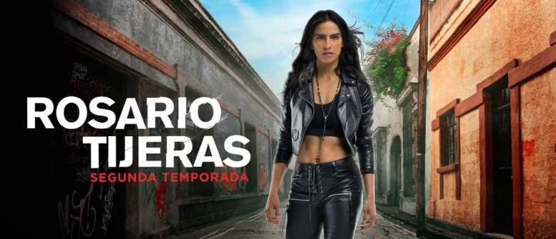 """ELENCO-""""Rosario Tijeras 2"""": Conoce los actores y personajes [FOTOS], reparto,Barbara Regil en Rosario Tijeras 2 cover 2"""