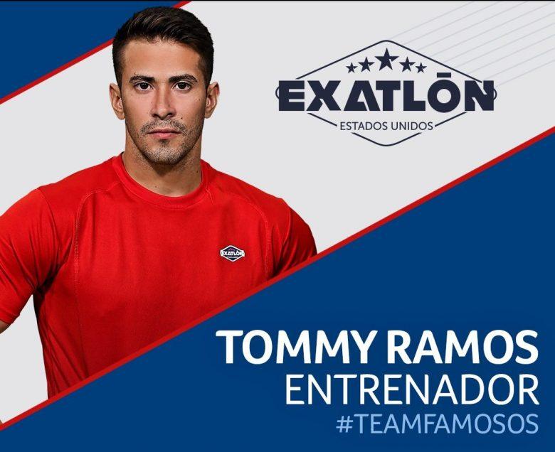 EXATLON 2-Estados Unidos: 5 Datos curiosos que tienes que saber, Tommy Ramos Entrenador,