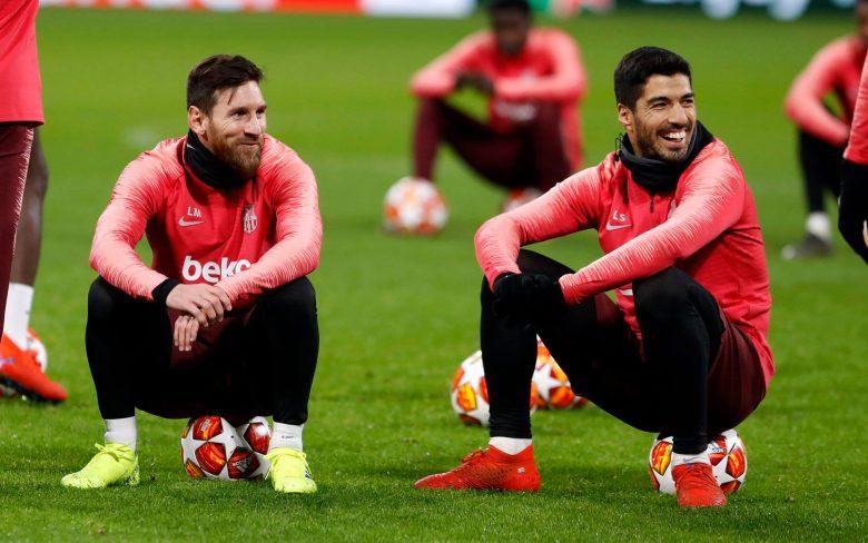¿Dónde ver Barcelona vs Olympique hoy?¿A qué hora empieza?