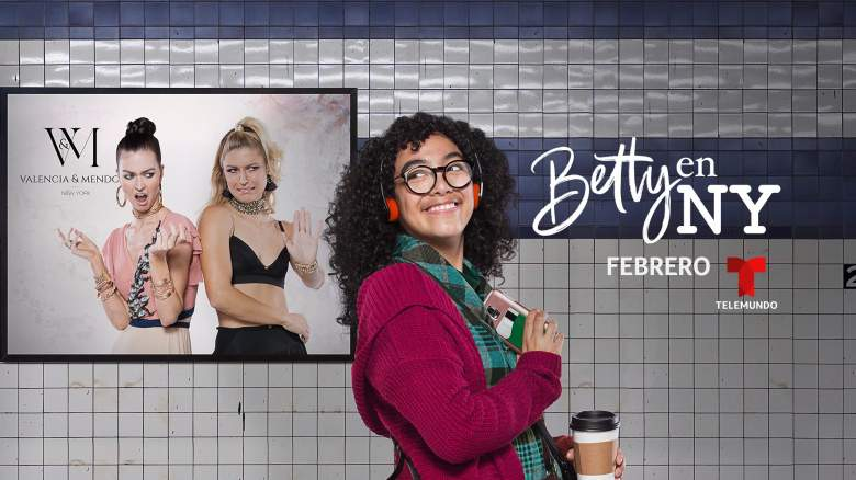 """Betty en New York"": ¿A qué hora empieza? ¿Qué Canal?"