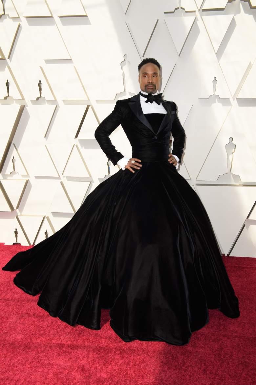 [FOTOS] Oscar 2019: Los peores looks de la Alfombra Roja, peores vestidos, Billy Porter