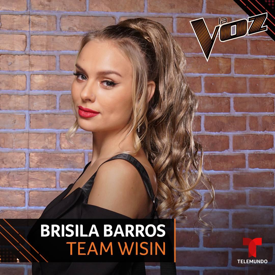 LA VOZ-Telemundo: ¿Quiénes son los concursantes? [FOTOS] Brisila Barros