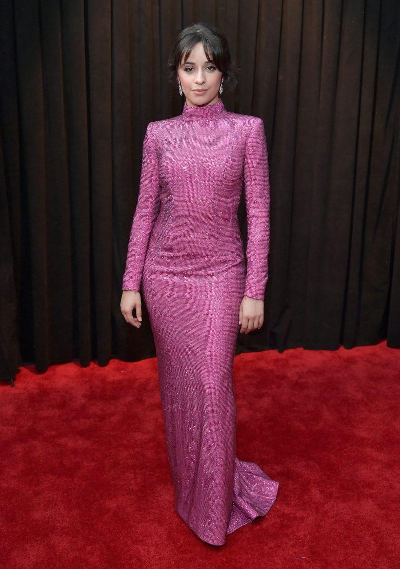 [FOTOS] Grammy 2019: Peores looks de la Alfombra Roja, perores vestidos Cabello