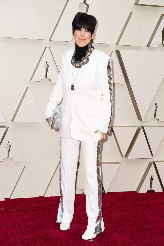[FOTOS] Oscar 2019: Los peores looks de la Alfombra Roja, peores vestidos, Diane Warren