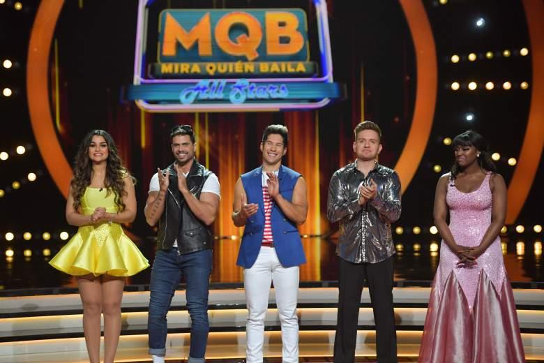 """""""Mira Quién Baila All-Stars"""": ¿A quién eliminaron el 3 de febrero en MQB?"""