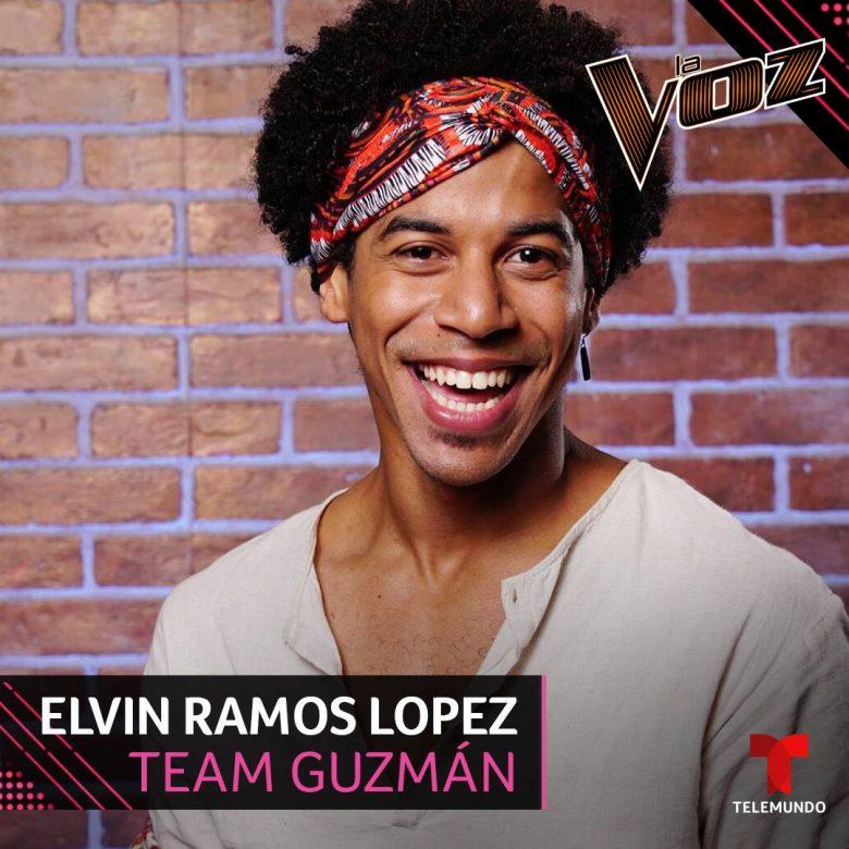 LA VOZ-Telemundo: ¿Quiénes son los concursantes? [FOTOS] , Elvin Ramos