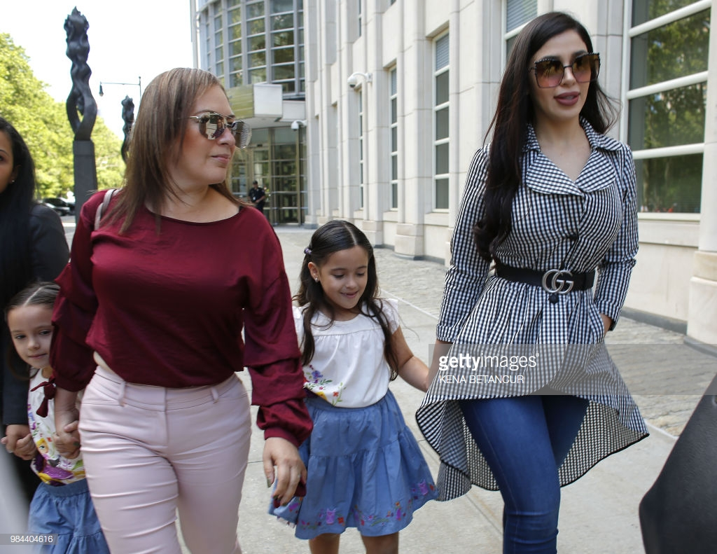 Emma Coronel, Esposa del Chapo: 5 adtos importantes,  biografia, hijas,