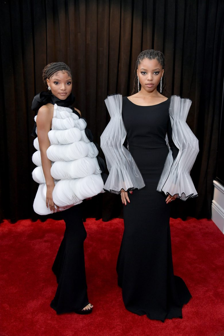 [FOTOS] Grammy 2019: Peores looks de la Alfombra Roja, perores vestidos, Bailey and Chloe Bailey of Chloe X Halle