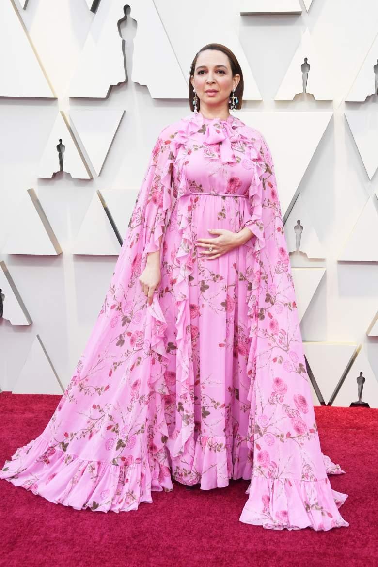 [FOTOS] Oscar 2019: Los peores looks de la Alfombra Roja, peores vestidos, Maya Rudolph