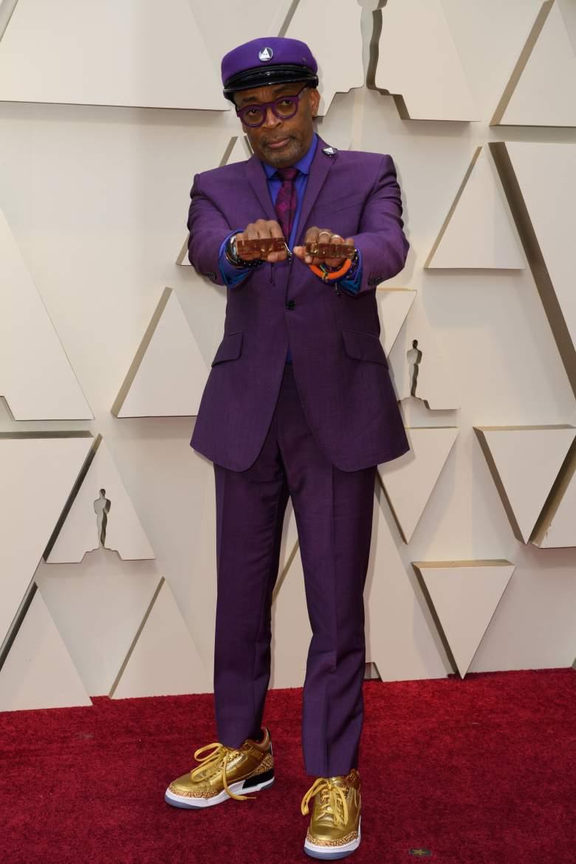 [FOTOS] Oscar 2019: Los peores looks de la Alfombra Roja, peores vestidos,Spike Lee