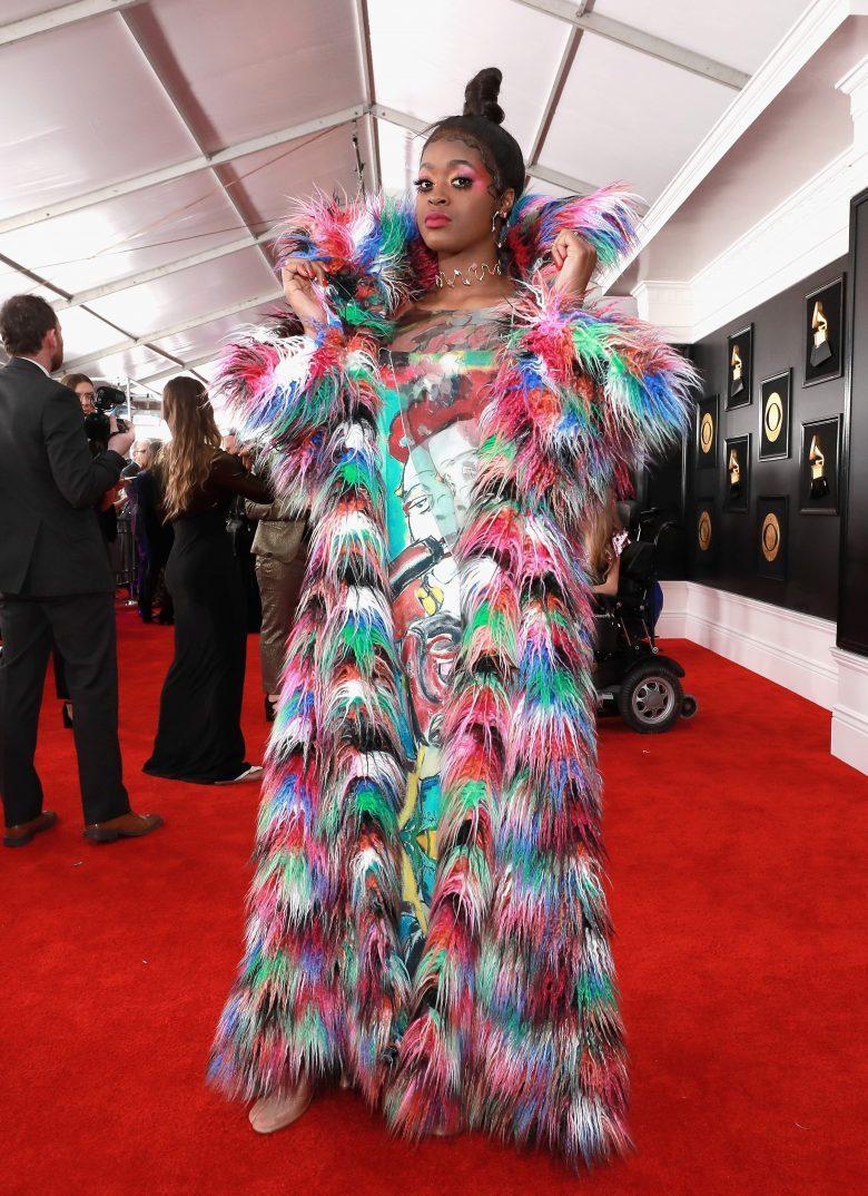 [FOTOS] Grammy 2019: Peores looks de la Alfombra Roja, perores vestidos , Whack