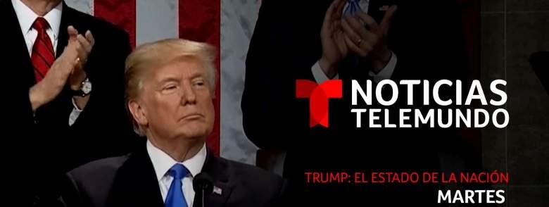 TRump: Estado de la Unión: ¿Dónde verlo en Español? A que hora empieza, Que Canal