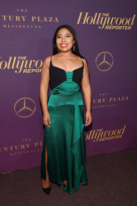 Quien vistió a Yalitza Aparicio para el Oscar 2019