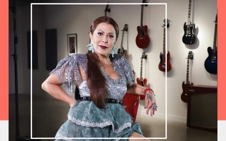 VER: Así canta cumbia Alejandra Guzmán