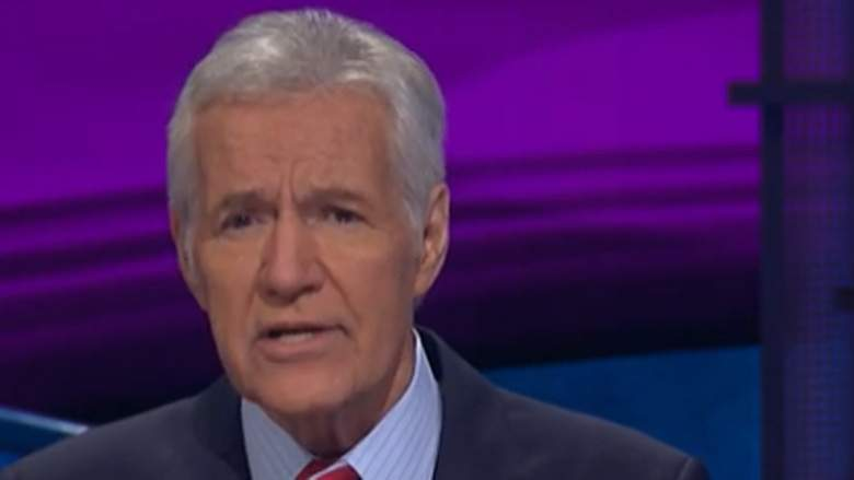 """El presentador de """"Jeopardy!"""", Alex Trebek, tiene cáncer"""