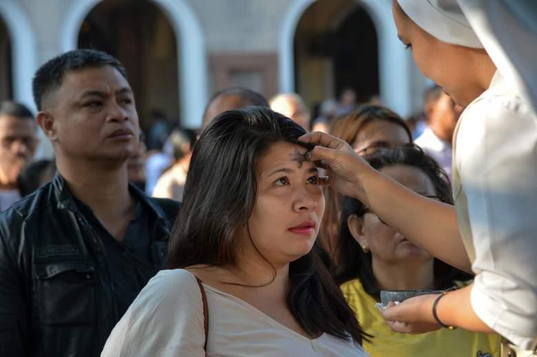 Miércoles de Ceniza: ¿Qué significa la cruz en la frente?