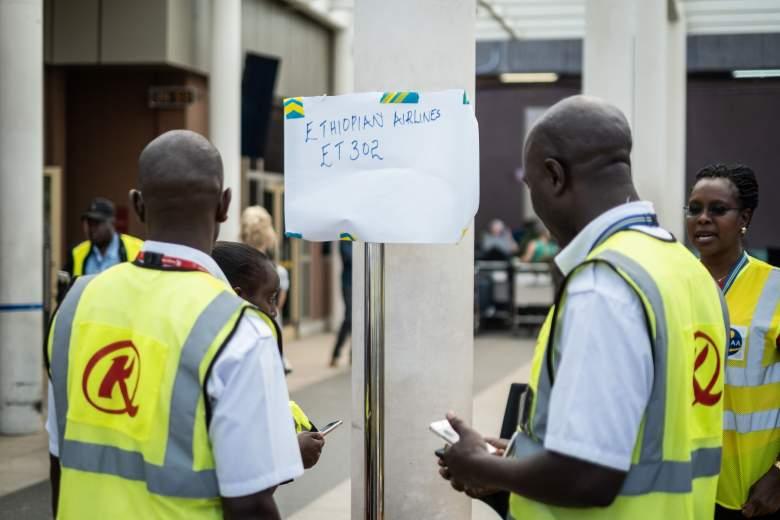 Así quedó el vuelo de Ethiopian Airlines