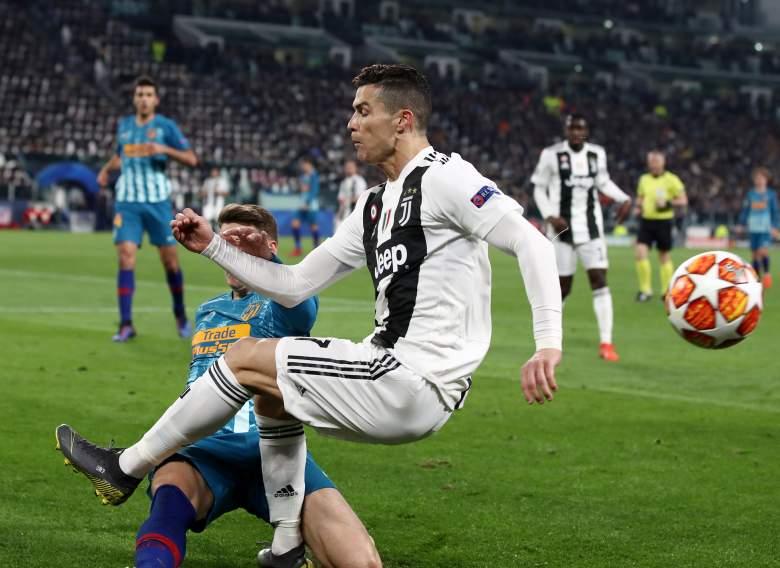 Cristiano gana premio y habla del Real Madrid