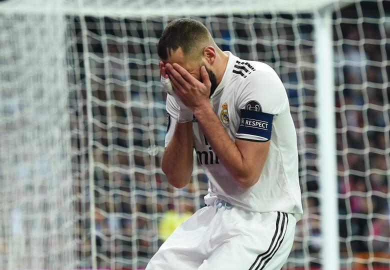 La eliminacion del Real Madrid y sus memes